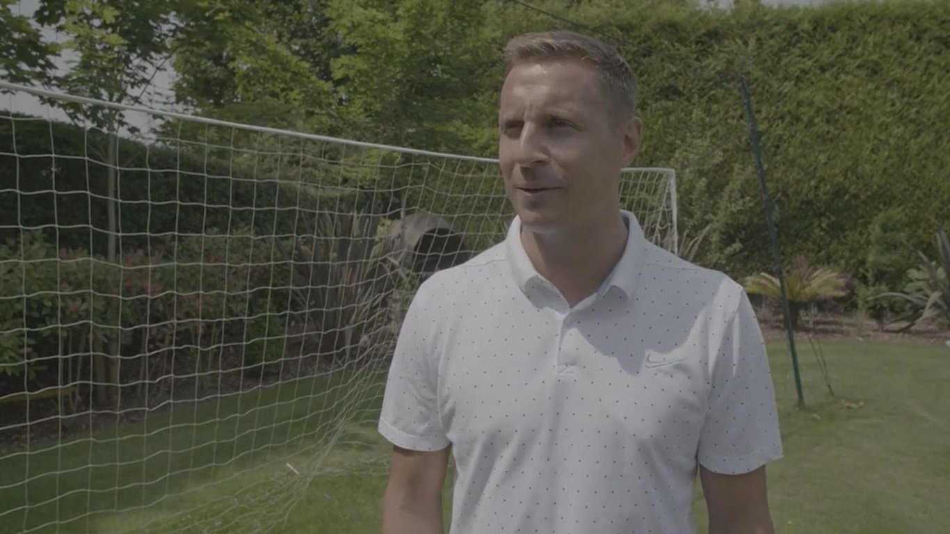 Icons Of Football - Players Houses (Phil Jagielka)